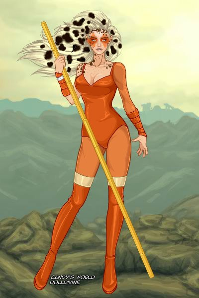 Cheetara ~ I love 80s cartoons!