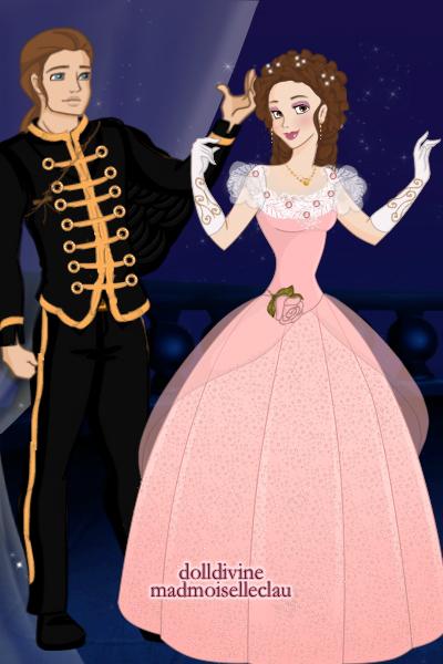 25c876b36b97 Raoul and Christine - Masquerade ~ by suuu