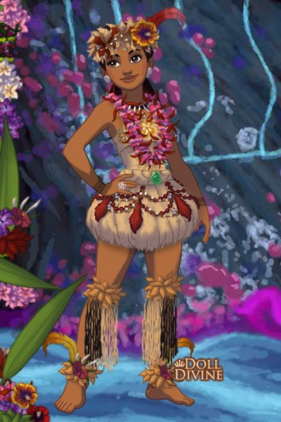Moana characters by eyan82 ~ Doll Divine