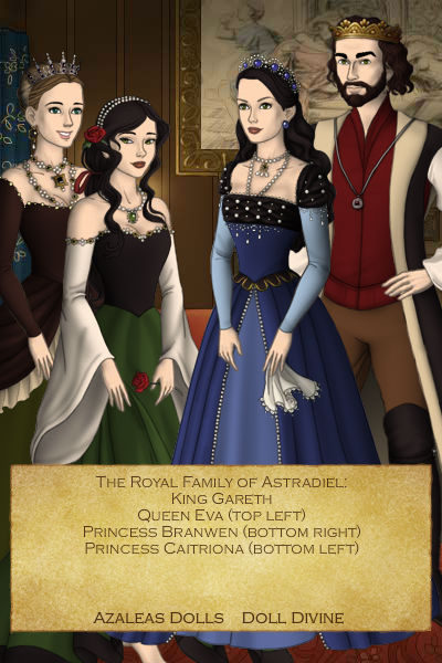 The Royal Family of Astradiel ~