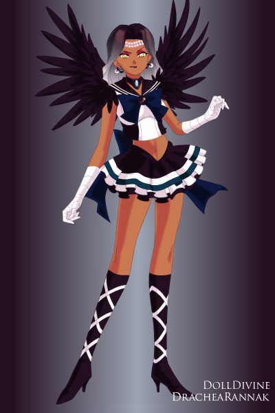 Sailor Coronis ~ My version of Sailor Coronis