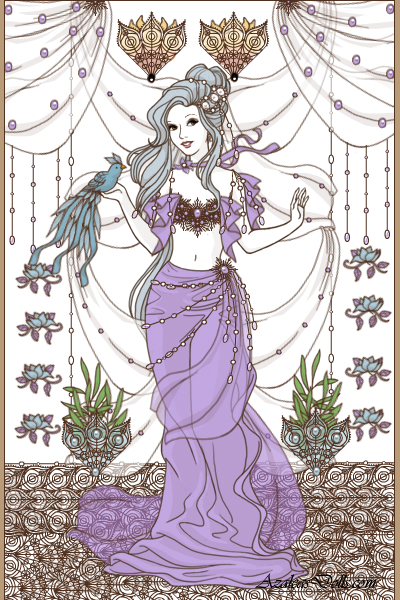 El\'orie: Art Nouveau ~ [#TalesofTanjia belongs to @Sorachan]