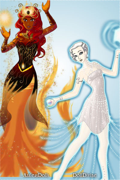 Fire and Ice ~
