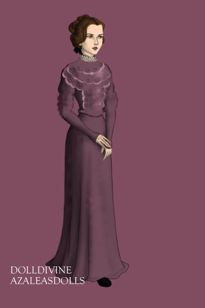 Eliza Dolittle: My Fair Lady ~ Inspired by the dress worn for Just you