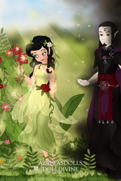 Hades and Persephone ~ Be the King of the Underworld. See cute