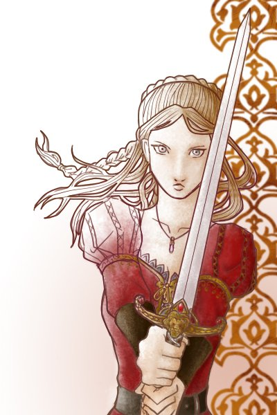 Queen Elysia of Narnia ~ The Chronicles of Narnia: Heirs of the p