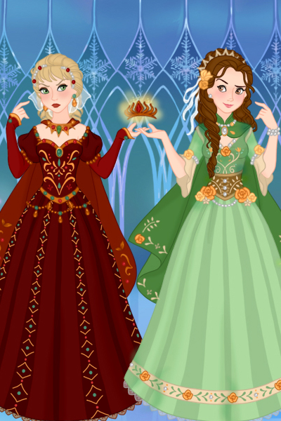 The Lioness and the Little Rose ~ Cersei Lannister and Margaery Tyrell, ag