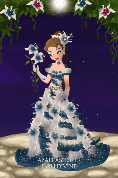 Request for JaneSeymour3000: Flowers Gal ~ A remake of JaneSeymour3000's doll http: