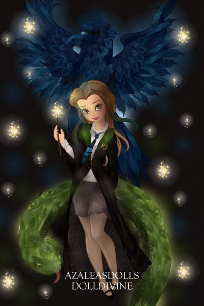 Slytherclaw (Request for Pugsneedhugs27  ~ @Pugsneedhugs27's Hogwarts self!! Since