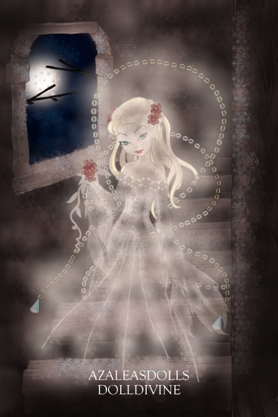 The DollDiville Ghost ~ HAPPY SPOOKY HALLOWEEN DDiviners!!! This