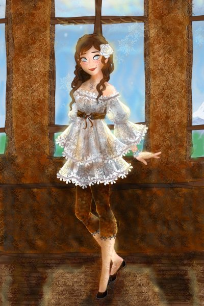Wolf in sheep\'s clothing ~ Elise as she appears to a complete stran
