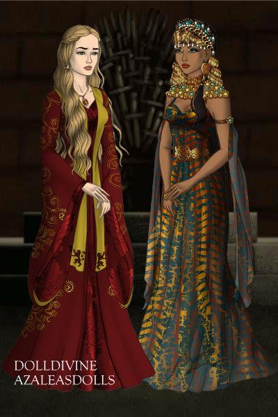 azaleasdolls dolldivine game of thrones