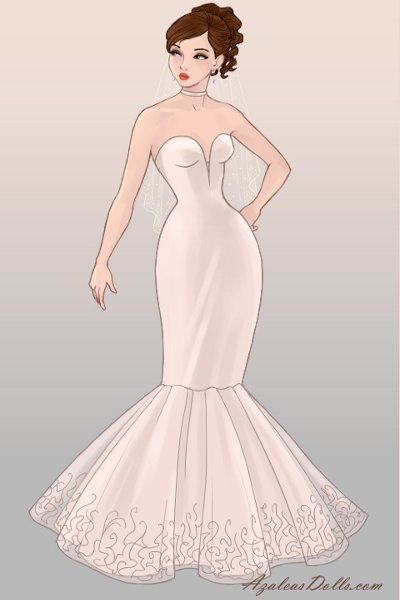 Metalicana (Wedding Dress) ~ (Continued from <a href= https://www.dol