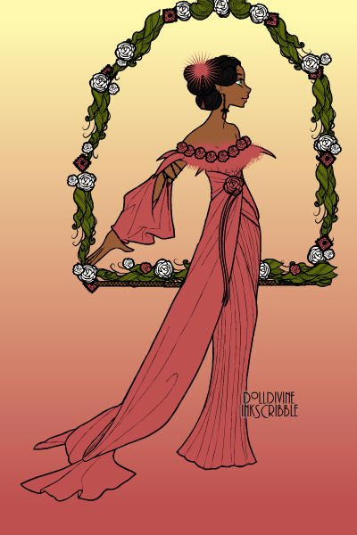 MillicentI dedicated to Kytheira) ~ This design is for a woman who enjoys be