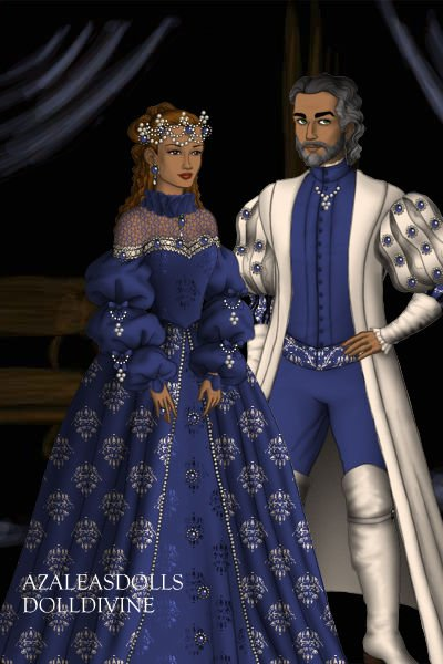 The King and Queen ~
