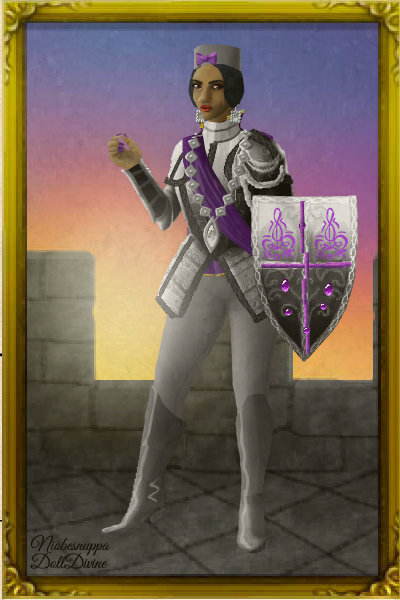 My Lady The Knight of Eindsor ~ Women were not given knighthood until Ea