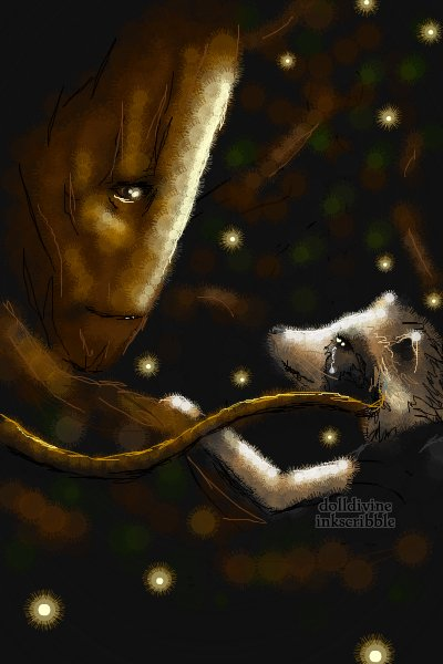 We Are Groot ~ I love this movie. By Gwenn!