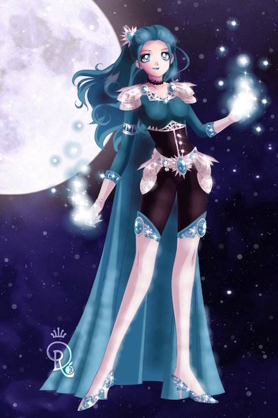 Me (Gwenn) as a Night Watcher ~ Me in @AvalonTheQuin's story, #TheNightW