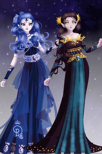 Capucine and Kaori return ~ After seeing @Sorachan's new doll of her