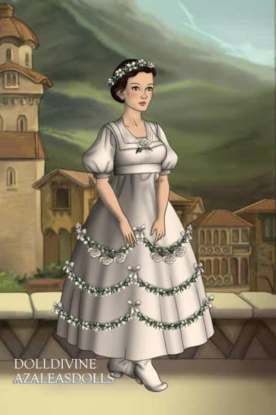 child in Civil War era dress ~