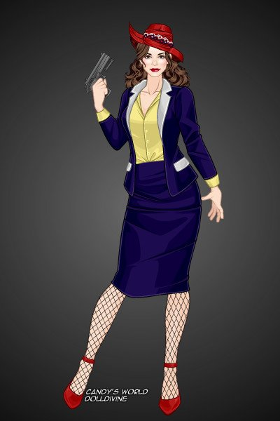 Agent Carter By Hanners