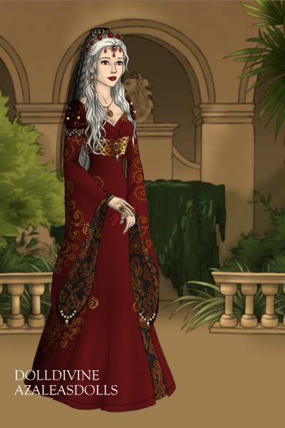 Cusp of Sunrise D ~ Noble gear option for Rosamund #4