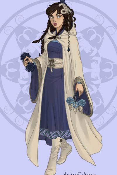 Kira in Viking woman maker ~ So Kira, gets her turn in this maker.