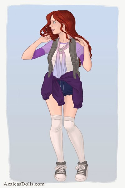 Azalea\'s Casual outfit- Diamond before ~ So Diamond wearing what she would have b