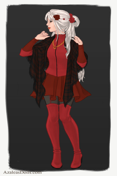 Azalea\'s Casual outfit-Rosamund ~ Just an attempt at Rosamund in a more mo