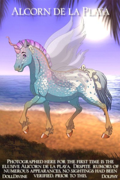 Invisible Alicorn ~