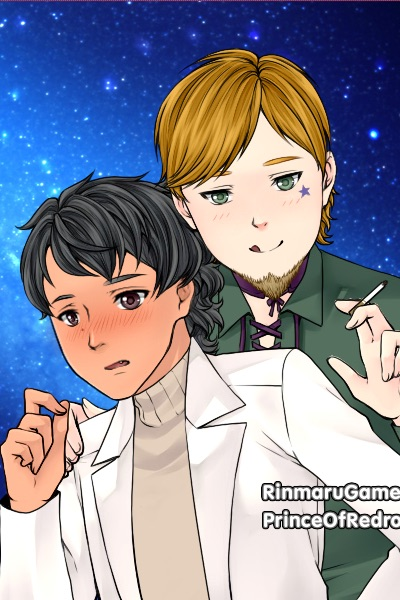 Cecil and Carlos ~ [I wasn't going to upload this, but my s