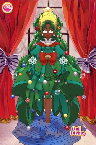 Oh, Christmas Tree ~ [Now that Halloween is over, I doubly wa