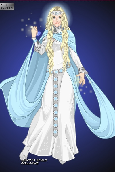 Galadriel? ~ I hope Alex approves. [<33]