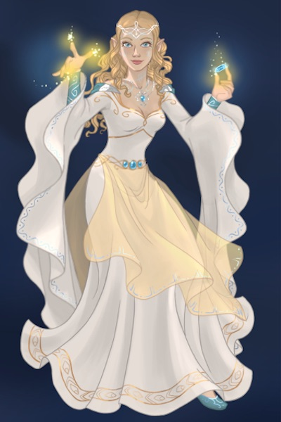Galadriel Too? ~ Alex'll probably like this one better. [