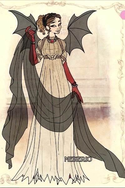 Does She Suck? ~ A Regency succubus, perhaps?