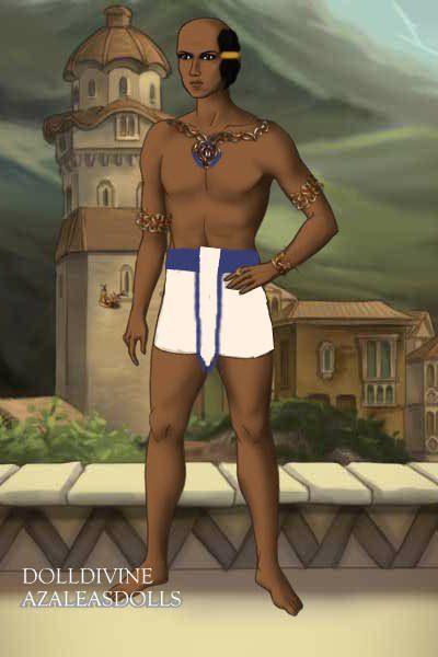 Ramses ~ From Prince of Egypt. I will do Jochebed