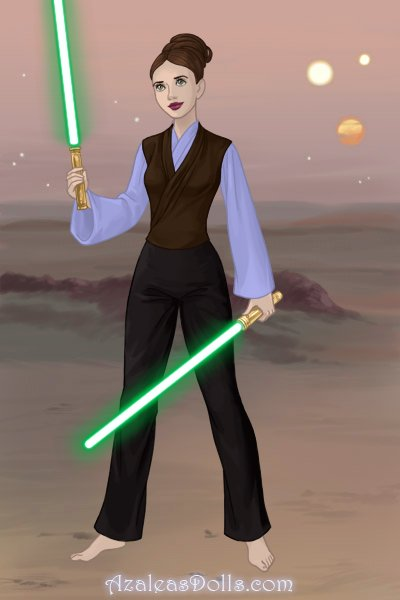 Star Wars Me! ~ Me in the Star Wars universe!!! I love t