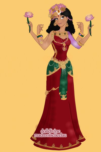 Lakshmi ~ My fingers hurt from clicking ow DX Anyw