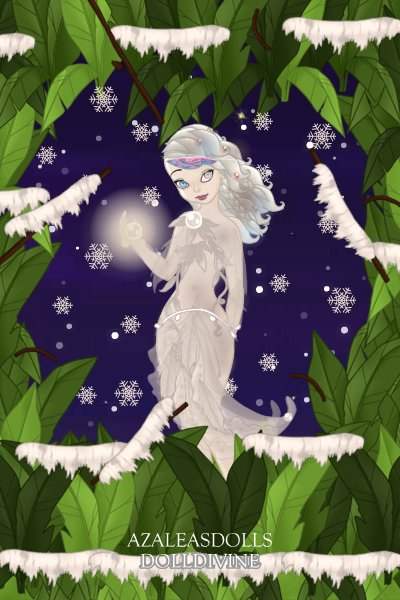 Winter Fairy (A Christmas Gift for TheTu ~ Merry Christmas TudorQueen! :) You were