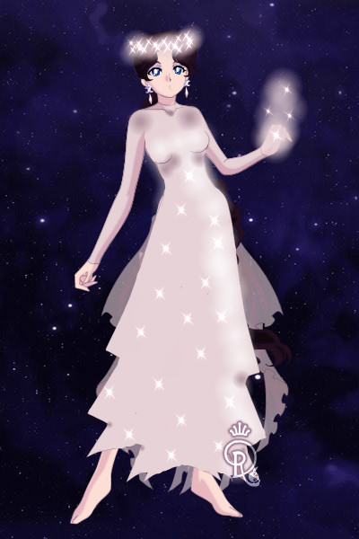 The Goddess of The Night: Redesign and I ~ The Gods of Arushia have had a little re
