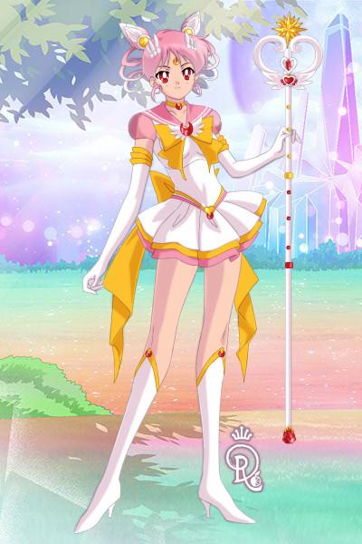 Eternal Sailor Dream Moon By Dove77879