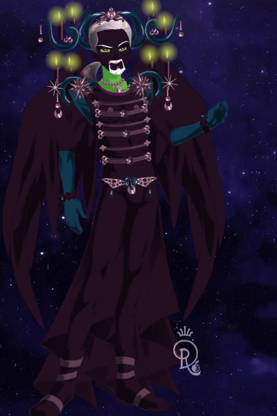 Xibalba ~ I made  Xibalba to compliment my La Muer