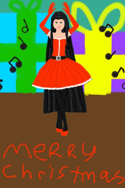 New Character ~ MERRY CHRISTMAS DOLLDIVINE!!!