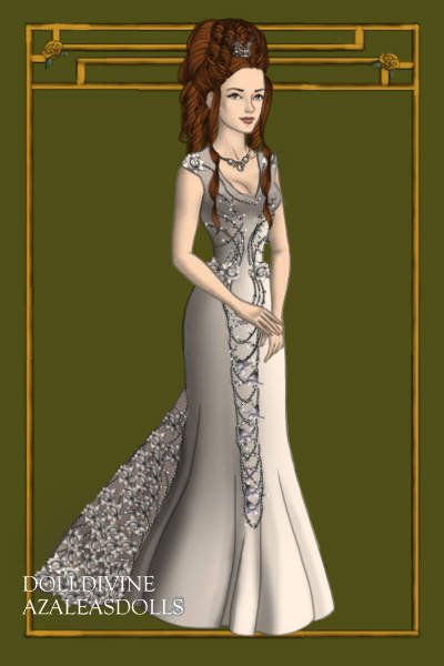 Margaery Tyrell In Her Wedding Dress By Leniw C
