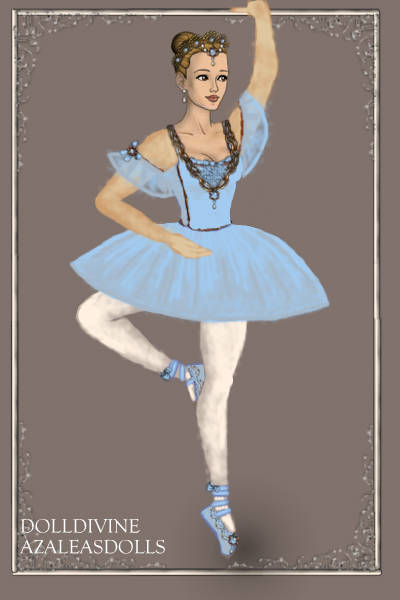 Blue Ballerina ~ Or could be named how to waste your Sund