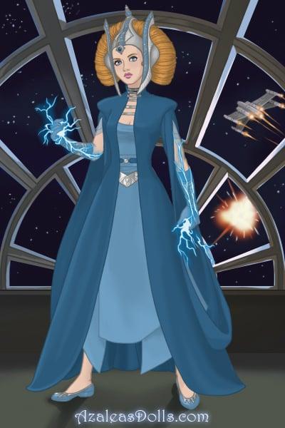 Star Wars- Cinderella ~ by LittleLovelyJen
