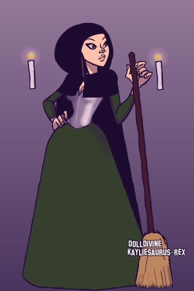 Hogwarts Uniform Reimagined IV ~ Final one! Here's a Slytherin on her way