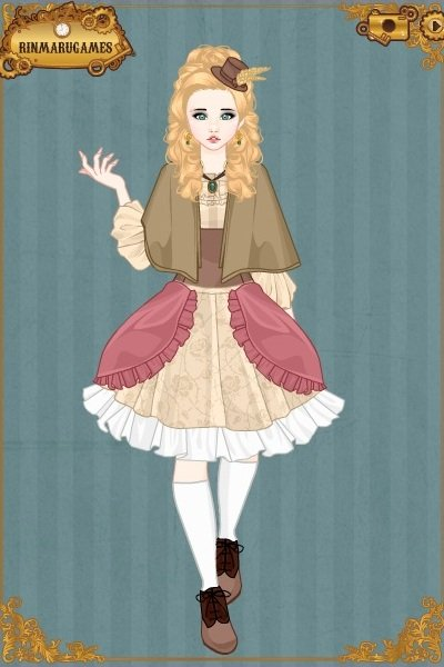 Victorian Doll ~