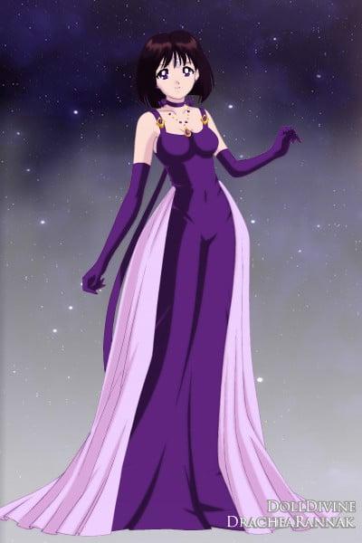 Princess Saturn By Windsting