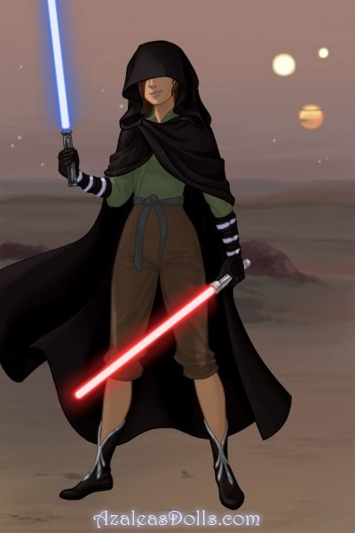 The Rouge Jedi ~